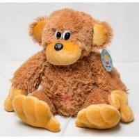 Купить большую мягкую игрушку обезьяну